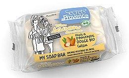 Парфюмерия и Козметика Сапун - Secrets De Provence My Soap Bar Sweet Almond Oil