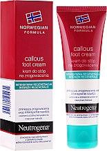 Парфюмерия и Козметика Крем за карака против мазоли - Neutrogena Callous Foot Cream