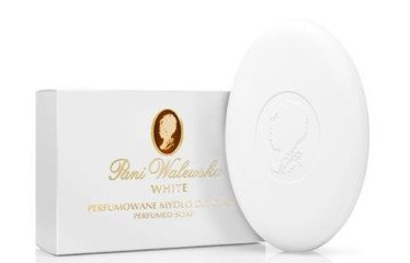 Крем-сапун - Pani Walewska White Creamy Soap — снимка N1