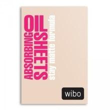 Парфюмерия и Козметика Матираща листчета за лице - Wibo Oil Absorbing Sheets