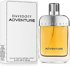Парфюми, Парфюмерия, козметика Davidoff Adventure - Тоалетна вода (тестер с капачка)