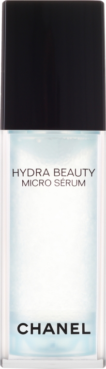 Овлажняващ серум за лице - Chanel Hydra Beauty Micro Serum — снимка N2