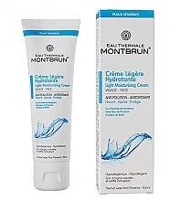 Парфюмерия и Козметика Лек хидратиращ и антиоксидантен крем за лице - Montbrun Peaux Sensibles