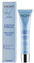 """Парфюми, Парфюмерия, козметика Дневен крем за лице """"Динамика и овлажняване"""" - Vichy Aqualia Thermal Dynamic Hydration Light Cream Tube"""