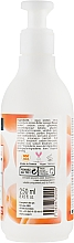 Детски почистващ гел за тяло и коса с органична кайсия - Coslys Baby Care Baby Cleansing Gel-Hair & BodyWith Organic Apricot — снимка N4