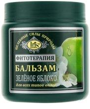 """Балсам """"Зелена ябълка"""" за всички видове коса - Iris Cosmetic — снимка N1"""