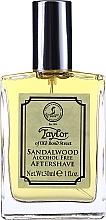Парфюмерия и Козметика Taylor Of Old Bond Street Sandalwood Alcohol Free Aftershave Lotion - Лосион след бръснене