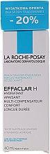 Парфюми, Парфюмерия, козметика Успокояващ и хидратиращ крем за мазна кожа - La Roche-Posay Effaclar H Hydratant Apaisant