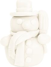 """Парфюмерия и Козметика Натурален сапун """"Бял снежен човек"""" с аромат на ананас - LaQ Happy Soaps"""