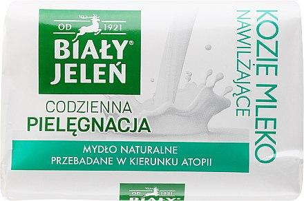 Хипоалергенен сапун с козе мляко - Bialy Jelen Hypoallergenic Soap With Goat Milk