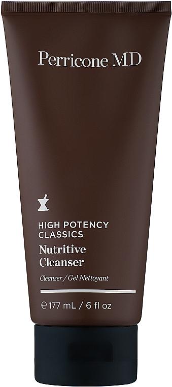Подхранващ почистващ гел за лице за всеки тип кожа - Perricone MD High Potency Classics Nutritive Cleanser — снимка N3