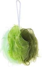 Парфюмерия и Козметика Зелена гъба за баня 30352 - Top Choice