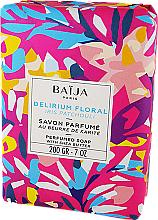 Парфюмерия и Козметика Парфюмен сапун - Baija Delirium Floral Soap