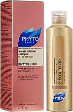 "Парфюмерия и Козметика Шампоан ""Интензивно подхранване"" за суха коса - Phyto Phytoelixir Shampooing Nutrition Intense"