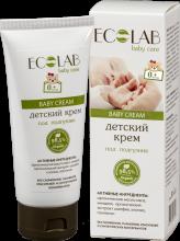 "Парфюмерия и Козметика Детски крем ""За под пелените"" - ECO Laboratorie Baby Cream"