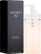 Парфюмерия и Козметика Почистващо масло за лице - Cosme Decorte AQ Cleansing Oil
