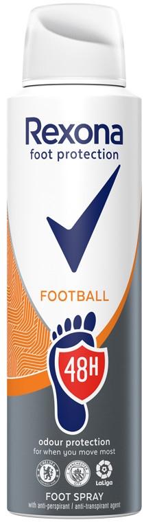 Спрей за крака - Rexona Football Spray