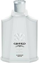 Парфюмерия и Козметика Creed Love in White - Душ гел