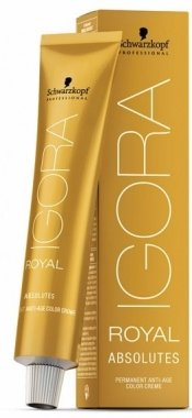 Покривна боя за бели коси - Schwarzkopf Professional Igora Royal Absolutes