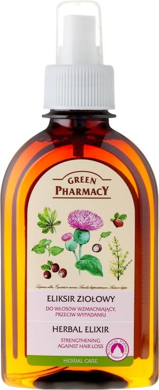 Билков еликсир против косопад - Green Pharmacy