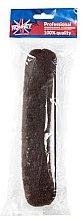 Парфюми, Парфюмерия, козметика Гъба за кок, 23 см, кафява - Ronney Professional Hair Bun With Rubber 059