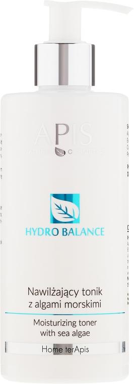 Тонер за лице - APIS Professional Hydro Balance Moisturizing Toner