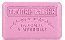 Парфюмерия и Козметика Марсилски сапун - Foufour Savonnette Marseillaise Tendre Baiser