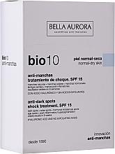Парфюмерия и Козметика Флуид за лице - Bella Auora Bio10 Anti Spots Serum