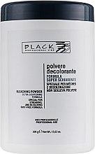 Парфюми, Парфюмерия, козметика Изсветляваща пудра за коса, синя (бурканче) - Black Professional Line Bleaching Powder Blue
