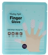 Маска за нокти - Holika Holika Healing Nails Finger Glove — снимка N1