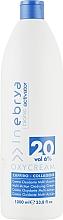 Парфюмерия и Козметика Окислител-крем - Inebrya Bionic Activator Oxycream 20 Vol 6%