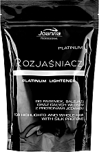 Парфюмерия и Козметика Изсветлител за коса Platinum - Joanna Professional Lightener (саше)