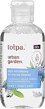 Мицеларна вода - Tolpa Urban Garden Micellar Water — снимка N1