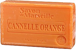 """Парфюмерия и Козметика Натурален сапун """"Портокал и канела"""" - Le Chatelard 1802 Soap Orange & Cinnamon"""