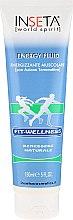 Парфюмерия и Козметика Загряващ флуид за спортисти - Inseta Energy Fluid