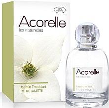 Парфюмерия и Козметика Acorelle Jasmin Troublant - Тоалетна вода