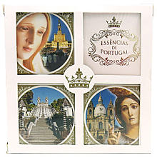 Парфюмерия и Козметика Комплект сапуни - Essencias De Portugal Religious Collection (soap/4x50g)