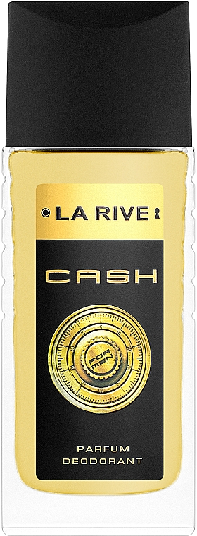 La Rive Cash - Парфюмен дезодорант