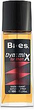Парфюми, Парфюмерия, козметика Bi-Es Dynamix - Парфюмен дезодорант спрей