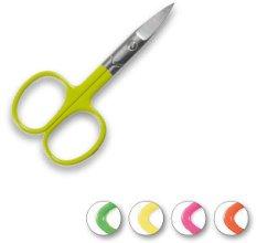 Парфюмерия и Козметика Ножица за нокти 77678, зелена - Top Choice Colours
