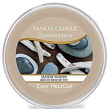 Парфюмерия и Козметика Ароматен восък - Yankee Candle Seaside Woods Melt Cup