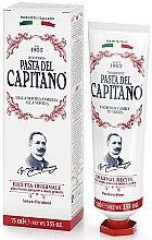 Парфюмерия и Козметика Паста за зъби - Pasta Del Capitano Original Recipe Toothpaste
