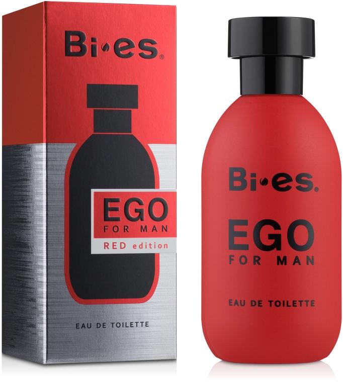 Bi-Es Ego Red Edition - Тоалетна вода — снимка N1
