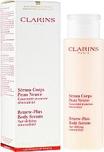 Парфюмерия и Козметика Регенериращ серум за тяло - Clarins Renew-Plus Body Serum