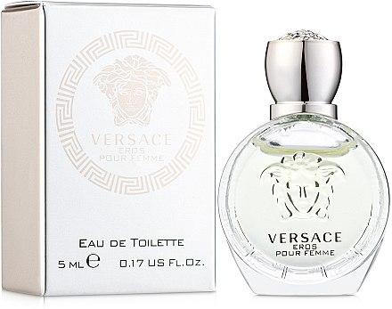Versace Eros Pour Femme - Тоалетна вода (мини)
