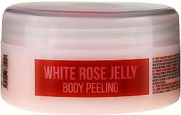 """Парфюмерия и Козметика Пилинг за тяло """"Бяла роза"""" - Stani Chef's White Rose Jelly Body Peeling"""