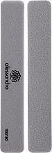 Парфюмерия и Козметика Полираща пила за нокти 100/180, 45-210 - Alessandro International Nailbuffer