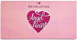 Парфюми, Парфюмерия, козметика Палитра сенки за очи - I Heart Revolution Angel Heart