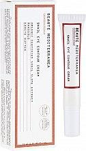 Парфюмерия и Козметика Крем за околоочен контур с екстракт от охлюв - Beaute Mediterranea Snail Eye Contour