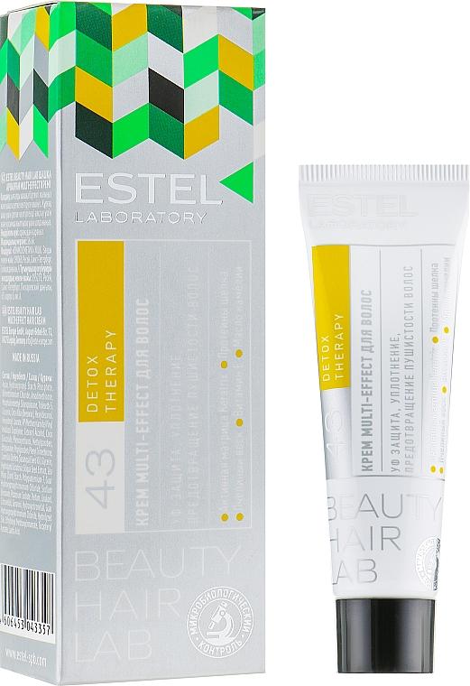 Мултифункционален крем за коса - Estel Beauty Hair Lab 43 Detox Therapy Cream